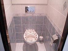 Rekonstrukce bytového jádra WC