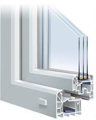 Plastová okna - TROCAL 88+