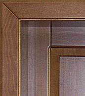 Obložkové zárubně - Obložky na pokos
