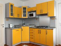 Ubytování při rekonstrukci bytu zdarma - Kuchyně