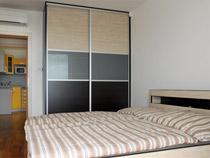 Ubytování při rekonstrukci bytu zdarma - Ložnice